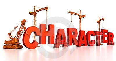 Build-character